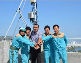Viettel bắt đầu thử nghiệm 4G tại tỉnh Bà Rịa- Vũng Tàu