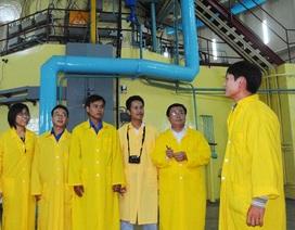 Gửi ra nước ngoài đào tạo gần 700 người để làm điện hạt nhân