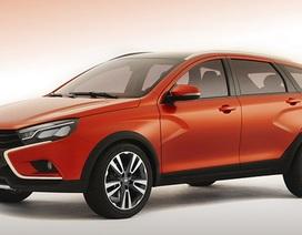Ấn tượng SUV mới của Lada