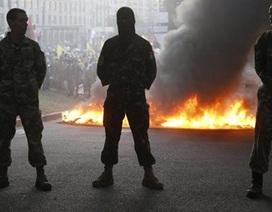 """""""Lần thứ hai Ukraine bên bờ vực nội chiến"""""""