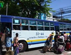 Thái Lan bắt đầu cấp phép cho lao động Việt Nam