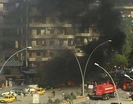 Thành trì của Tổng thống Syria bị tấn công dữ dội