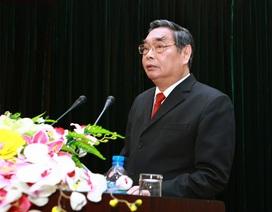 Học tập gương đạo đức Hồ Chí Minh - trọng tâm của công tác xây dựng Đảng