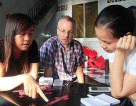 Bình Định: Đi uống cà phê để học … tiếng Anh
