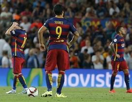 """Barca tan mộng """"ăn 6"""": Cú sốc cần thiết để trở lại mặt đất"""