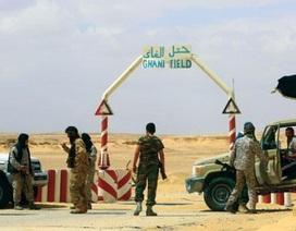 """Lybia """"mời"""" Nga không kích IS"""