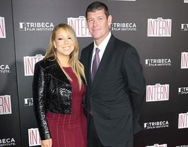 Mariah Carey lần đầu sánh đôi bạn trai tỷ phú dự sự kiện