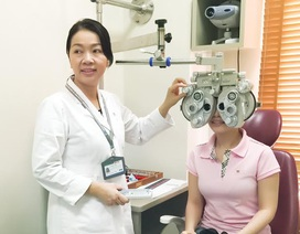 Chăm sóc và bảo vệ mắt mỗi ngày
