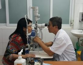 Nhiều người mù vì những bệnh lý đơn giản