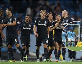 Man City đứt mạch toàn thắng ngay tại sân nhà
