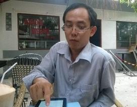 Tiến sĩ Doãn Minh Đăng công khai xin lỗi nhà trường