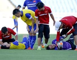 HLV Miura lại đau đầu với chấn thương ở đội tuyển Việt Nam