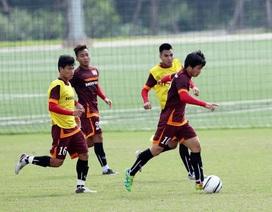 Tuyển thủ U23 Việt Nam hết mực ủng hộ HLV Miura