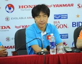 """HLV Miura tuyên bố """"sốc"""" trước trận gặp Thái Lan"""