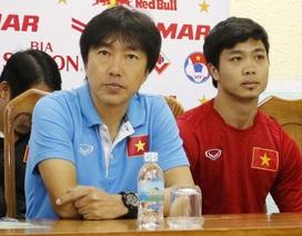 HLV Miura buồn vì cầu thủ U23 Việt Nam dễ buông xuôi