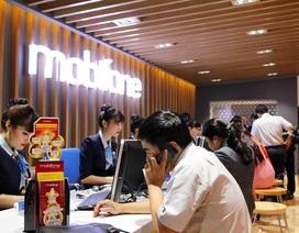 MobiFone bắt đầu nhảy vào thị trường bán lẻ