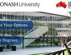 """Hội thảo: """"Cơ hội du học Úc và nhận học bổng giá trị của ĐH Monash"""""""