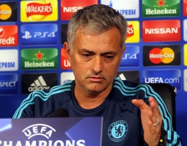 Chelsea - Porto: Nỗi buồn của Mourinho
