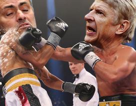 """Mourinho """"khẩu chiến"""" với Wenger: Núp bóng lặng yên"""
