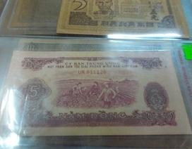 Hình ảnh trên tiền giấy Việt Nam qua các thời kỳ lịch sử