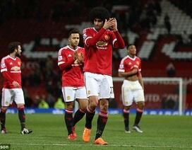 """Nhìn lại trận hòa """"nhàm chán"""" của Man Utd trước West Ham"""