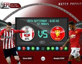 Southampton - Man Utd: Điểm tựa để bứt phá