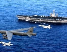 Mỹ điều B-52 tới Biển Đông, 4 tướng Trung Quốc xuất ngoại