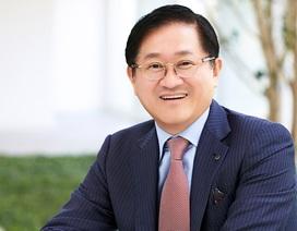 """Tỷ phú giàu thứ 2 Hàn Quốc: """"Tôi phải học cách vay tiền"""""""