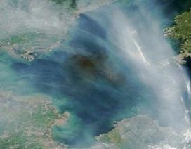 NASA chụp được vụ nổ kinh hoàng ở Thiên Tân, 85 người đã chết