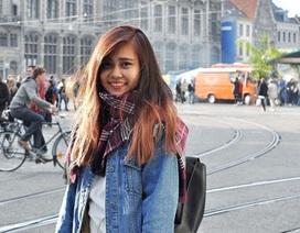 Lộ diện quán quân cuộc thi ảnh Nữ sinh Việt duyên dáng tại Nice, Pháp