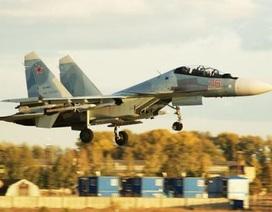 Nga dùng vũ khí không gian tấn công IS