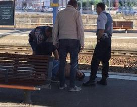 Kẻ xả súng trên tàu cao tốc là phần tử Hồi giáo cực đoan
