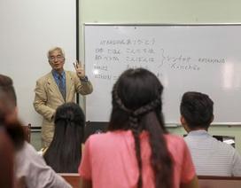 Ngôn ngữ Nhật và Trung Quốc: Ngành học đầy triển vọng
