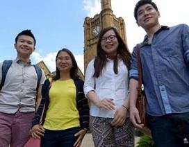 Nộp đơn nhập học khóa tháng 2/2016 tại ĐH Melbourne, ĐH hạng 1 Australia