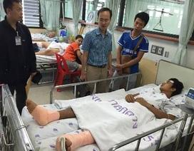 Một người Việt bị thương trong vụ nổ bom tại Bangkok