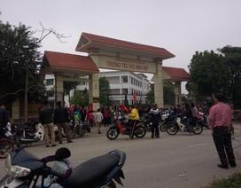 Hà Nội: Sẽ lùi thời gian thi đối với học sinh tiểu học Ninh Hiệp