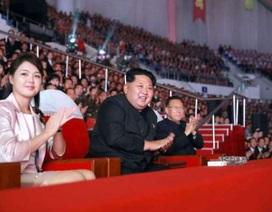 Ông Kim Jong-un đưa ban nhạc nữ sang Trung Quốc biểu diễn
