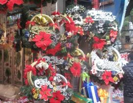 """Hàng Việt Nam """"lên ngôi"""" mùa Giáng sinh"""