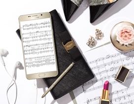 Nhịp sống hiện đại qua bộ ảnh sắp đặt cùng Galaxy Note 5