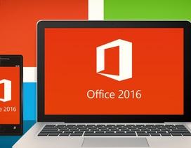 Những điểm nhấn của Microsoft Office 2016 vừa ra mắt