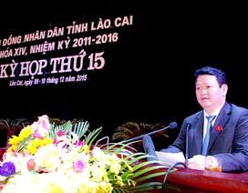 Lào Cai bầu mới Chủ tịch HĐND và UBND tỉnh