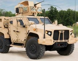 Quân đội Mỹ đã chọn được xe thay thế Humvee