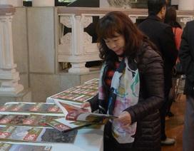 """Tạp chí nổi tiếng nhất của Azerbaijan """"trình làng"""" phiên bản tiếng Việt"""