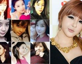 Fans sốc khi xem lại ảnh cũ của Park Bom
