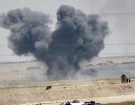 Pháp, Mỹ bất ngờ tấn công giếng dầu Syria: Đạp đổ!