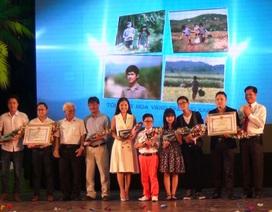 Phim của Victor Vũ được tặng bằng khen vì góp phần quảng bá Phú Yên