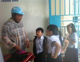 Quảng Ngãi: Toàn bộ học sinh nghỉ học tránh bão