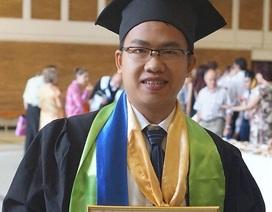 Tốt nghiệp thủ khoa ĐH, 9X Việt lập kỳ tích tại Romania