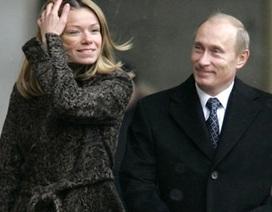 Putin hé lộ con gái thành thạo 3 ngoại ngữ