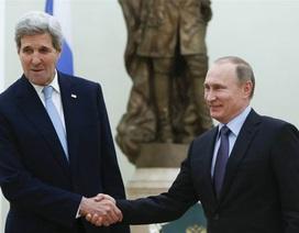 Nga - Mỹ xích lại gần nhau sau họp bàn ở Moskva